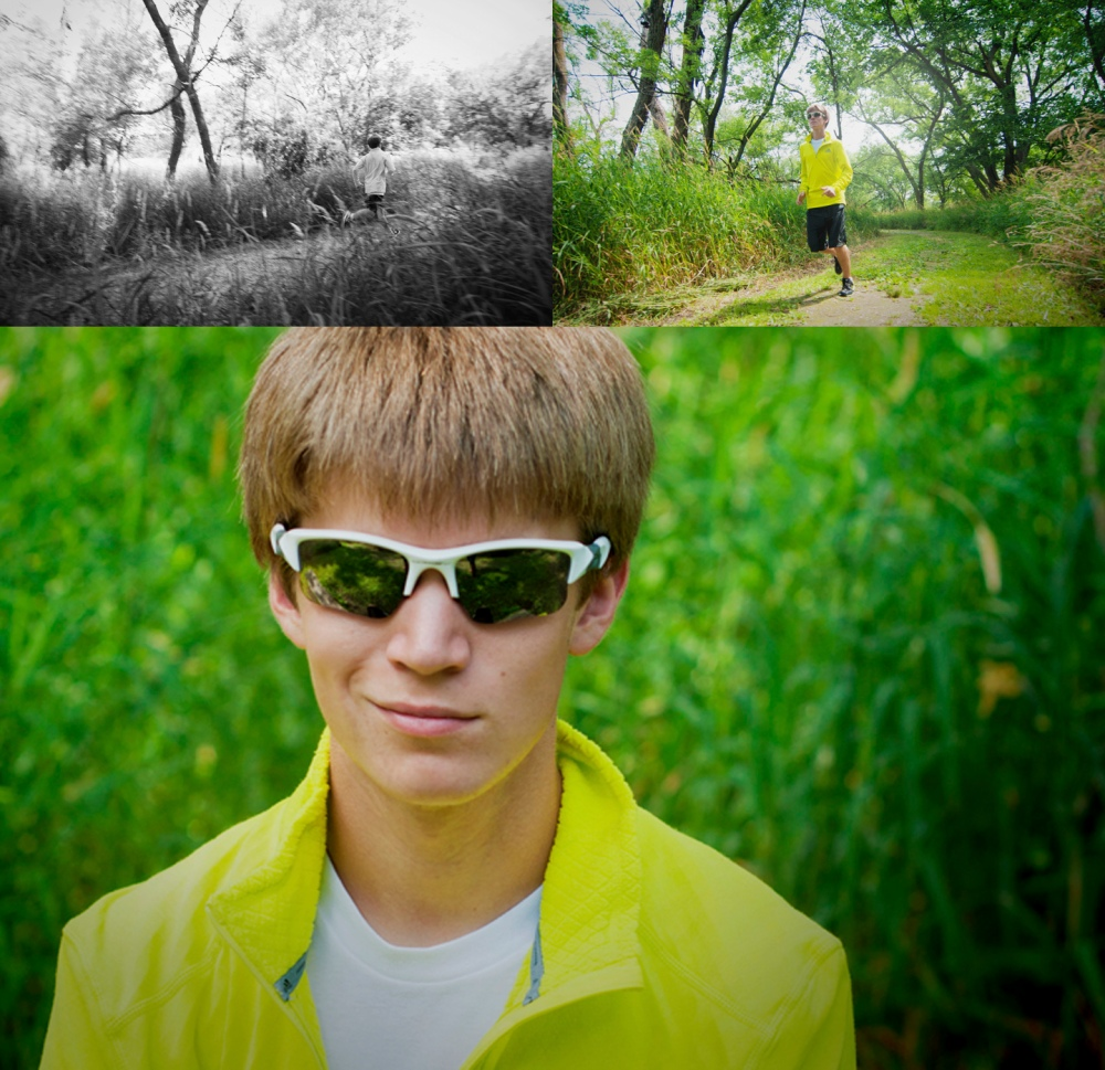 Cross County Senior boy 2014 by Lacy Marie Photography in Omaha NE