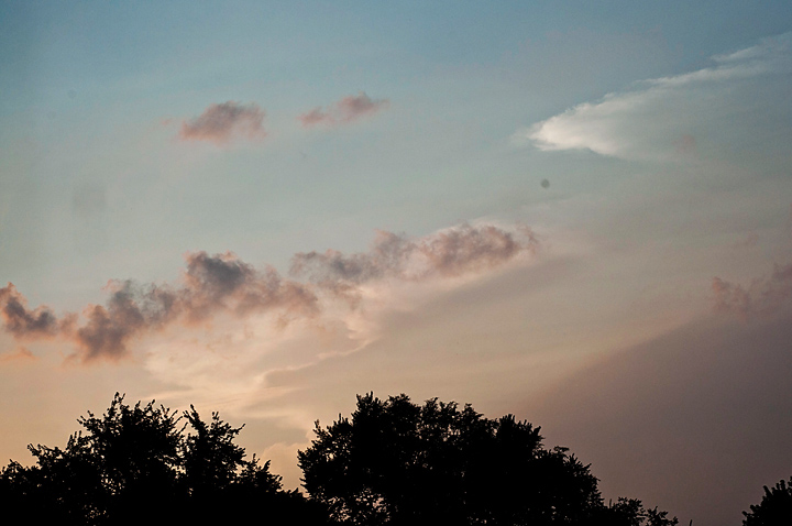 {August Sky} by Lacy Marie Photography in Omaha NE. 2013