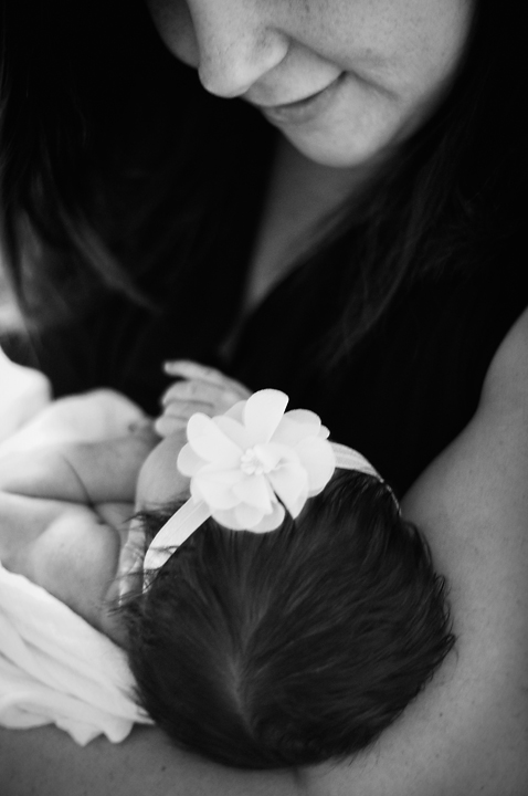 {Newborn ~ Adelaide} by Lacy Marie Photography in Omaha, NE