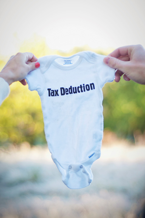 {Tax Deductions} by Lacy Marie Photography in Omaha NE