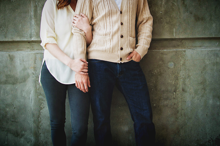 Engagement Session by Lacy Marie Photography in Omaha NE