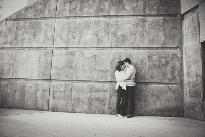 Mike and Katie - Engagement Session by Lacy Marie Photography in Omaha NE