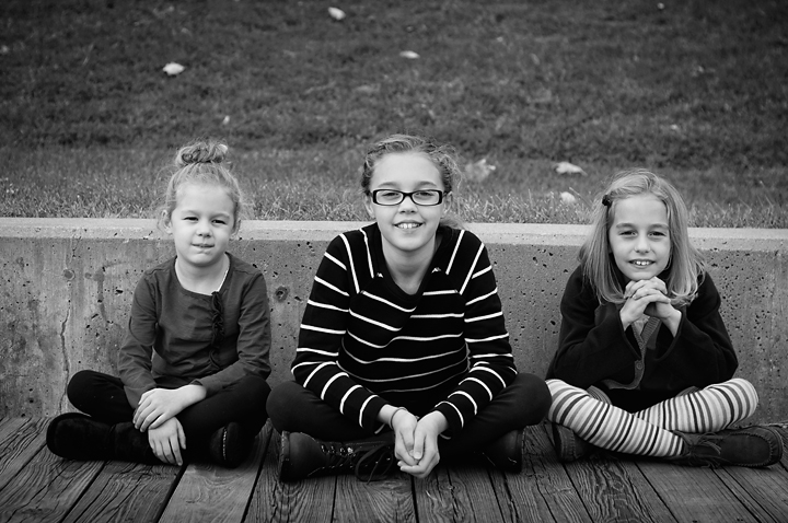 {Ducks, Girls, Family} by Lacy Marie Photography in Omaha NE