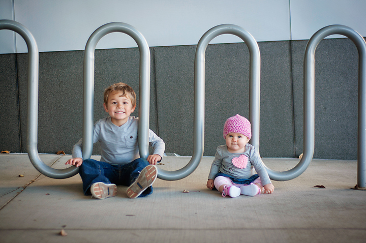 {Urban Family Fun} by Lacy Marie Photography in Omaha NE