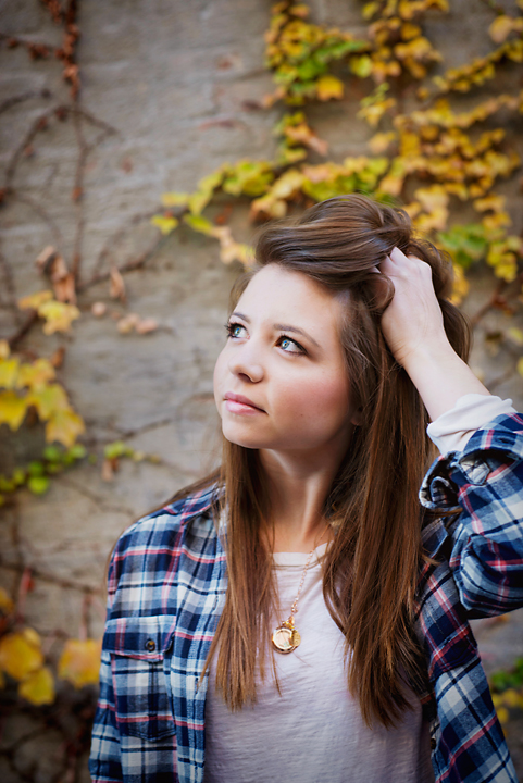 {Haley - 2014 Senior} by Lacy Marie Photography in Omaha