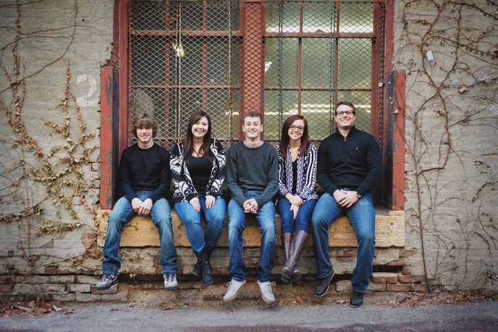{When cousins get together} by Lacy Marie Photography in Omaha NE
