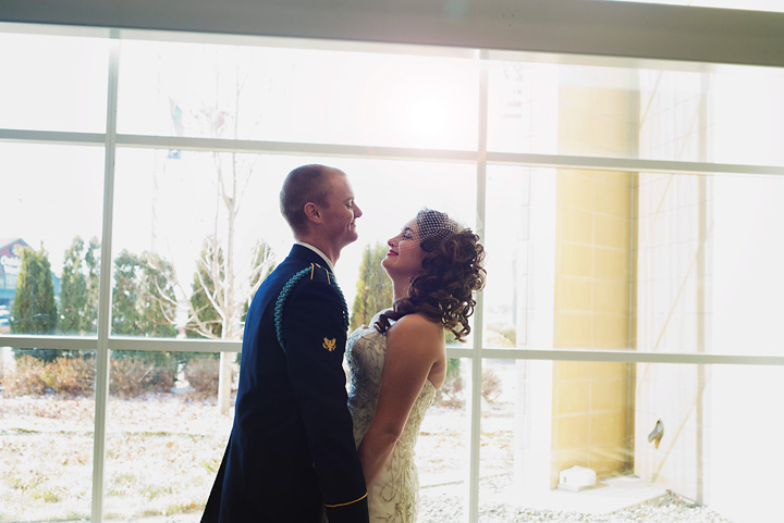 {Mallory and Russell's wedding} by Lacy Marie Photography in Omaha NE