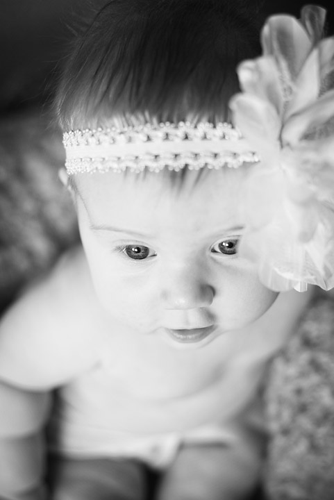 {She as cute as can be.} by Lacy Marie Photography in Omaha NE