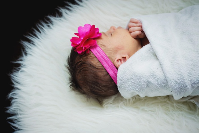 {Beautiful Baby Girl} by Lacy Marie Photography in Omaha NE. 2014