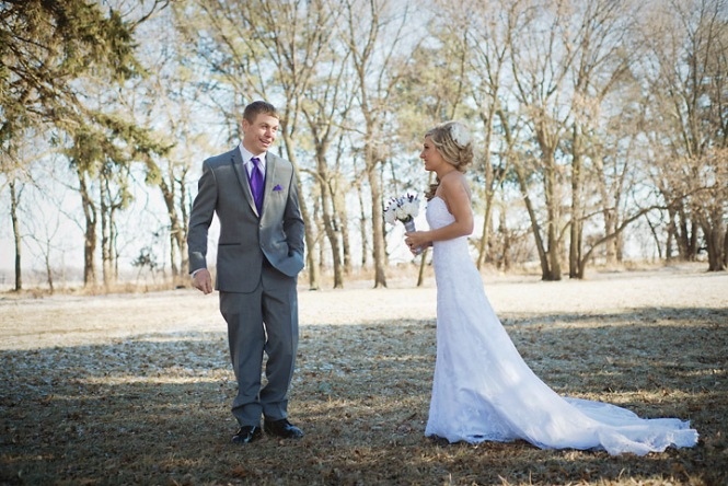 {Matt and Sara's Wedding Day} by Lacy Marie Photography in Omha NE