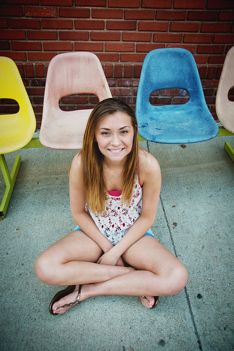 {Taylor's Senior Shoot} by Lacy Marie Photography in Omaha NE. 2014
