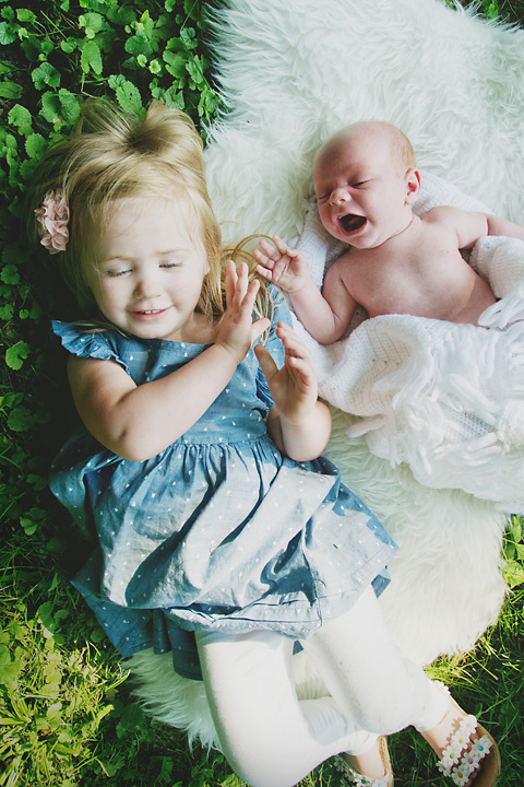 {From three to four} - Family and Newborn Session, by Lacy Marie Photography in Omaha NE