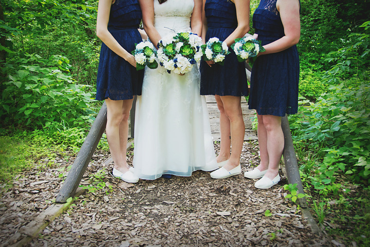 {Rusic Forest Wedding} by Lacy Marie Photography in Omaha NE