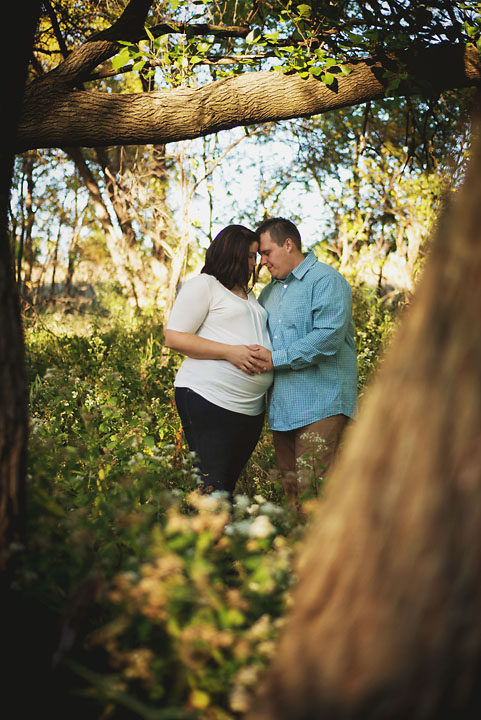 {Maternity Session at Chalco Hills} by Lacy Marie Photography in Omaha NE