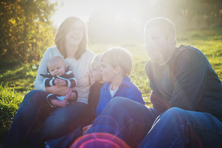 {All their boys} - Family Session. by Lacy Marie Photography in Omaha NE