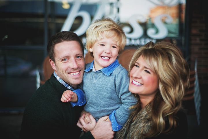 {Fall Fun in the City} - Family Shoot, by Lacy Marie Photography in Omaha NE.