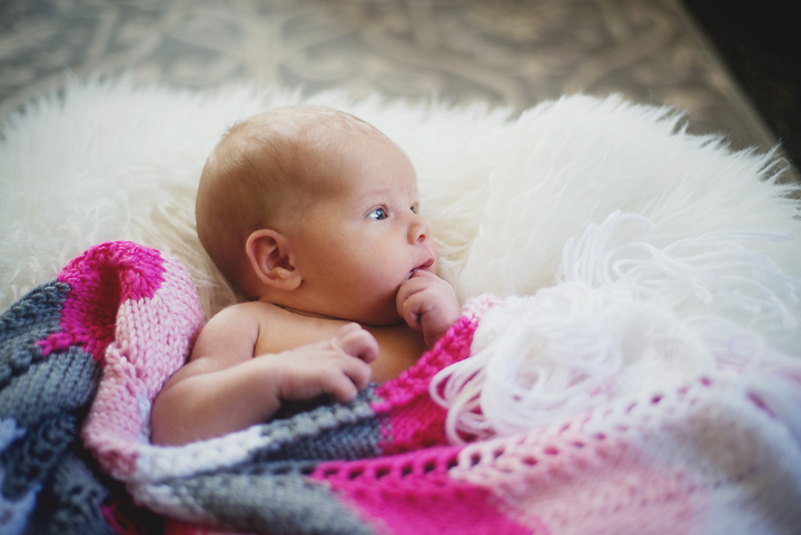 {Their Angel, Olivia} - Newborn Shoot, by Lacy Marie Photography in Omaha NE