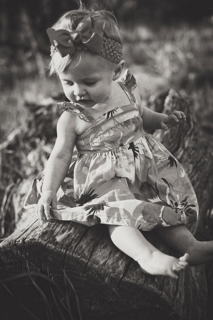 Chloe's One. - {baby shoot} by Lacy Marie Photography in Omaha NE, www.lacymariephotography.com