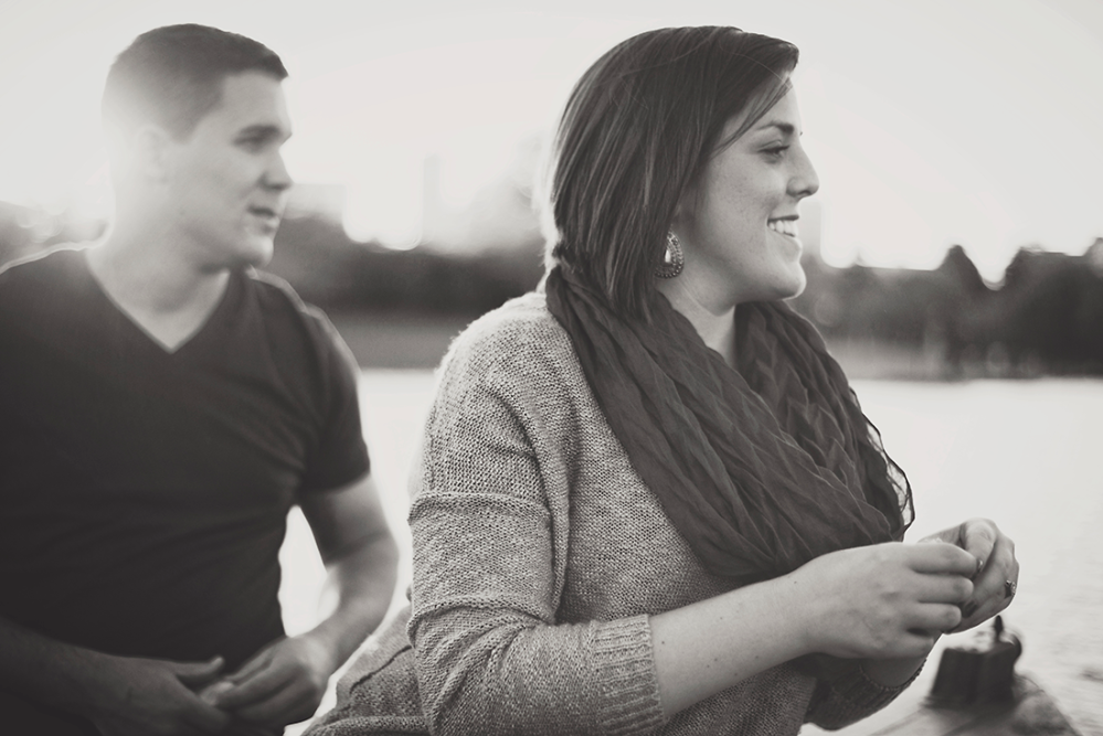 Karley & Isaac - {Engagement Shoot} by Lacy Marie Photography in Omaha NE. Wedding Photographer. www.lacymariephotography.com
