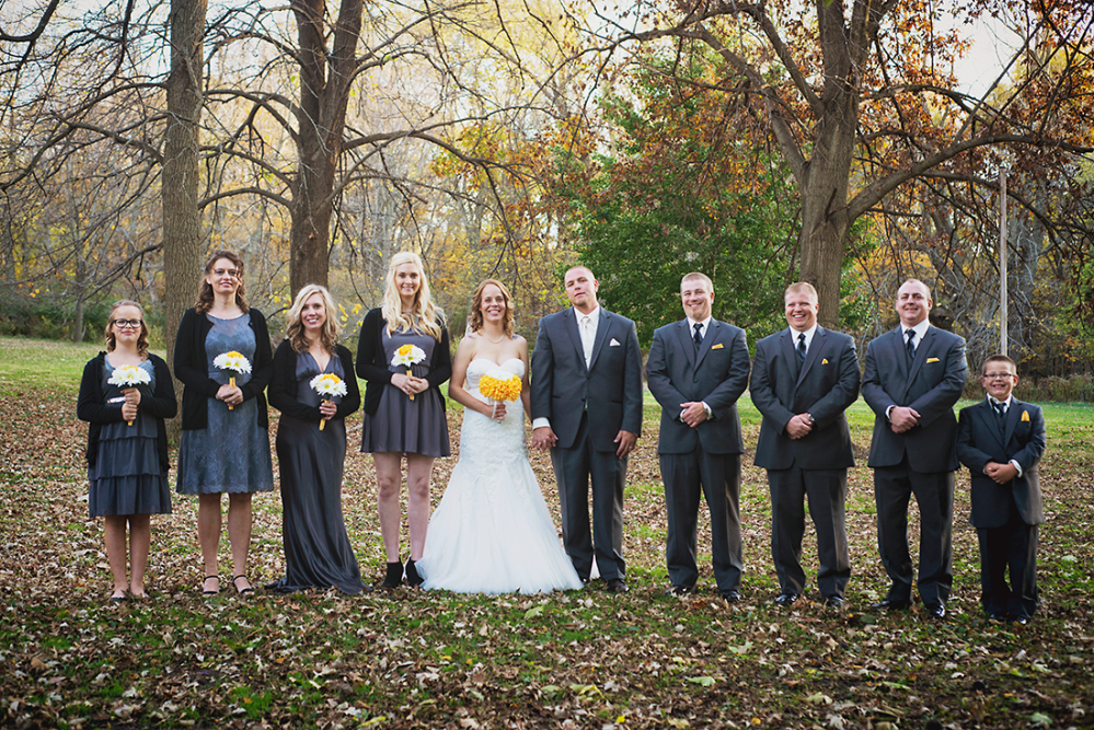 Shawn & Stacy {Wedding Photography} by Lacy Marie Photography in Omaha NE