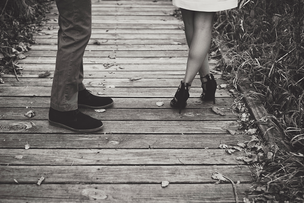 Yunnie & Tyler {Engagement Shoot} by Lacy Marie Photography. www.lacymariephotography.com