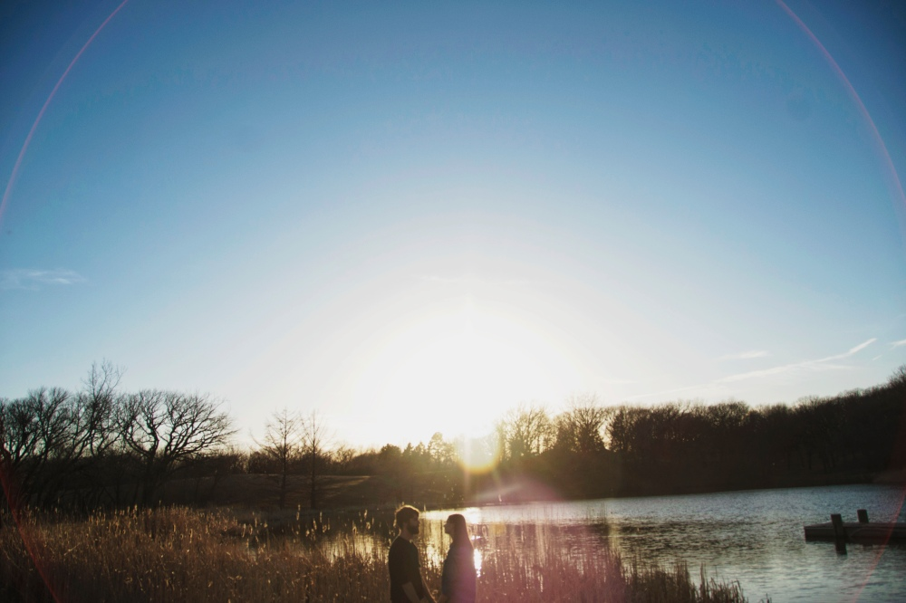 Engagement Shoot at Platte River State Park with Lacy Marie Photography in Omaha NE, www.lacymariephotography.com